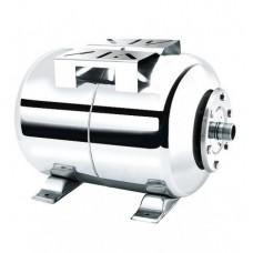 Гидроаккумулятор горизонтальный АРС 24л (нержавейка)