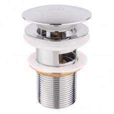 Донный клапан для сифона Click-clack с переливом