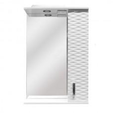Зеркало Сансервис 3D-55 с шкафчиком