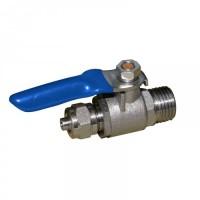 Латунный шаровый кран Aquafilter SEWBV1414