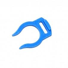 Зажимная клипса Aquafilter AQ-A4LC-BL (синий, 1/4 дюймов)