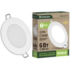 Потолочный светильник Enerlight Orbio 6 Вт 4000К