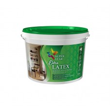 Extra LATEX краска интерьерная ТМ «Super Star» 14кг