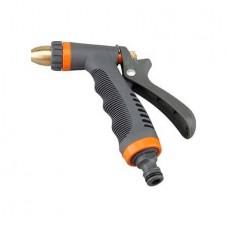 Пистолет поливочный YM7206 (латунный наконечник)